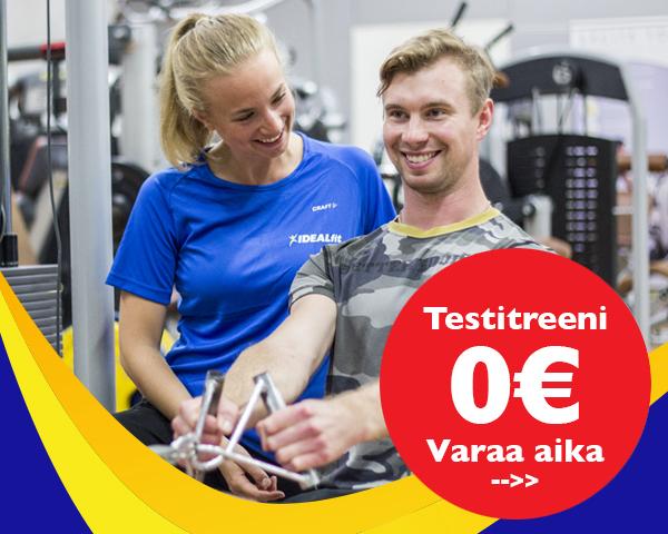 testitreenit